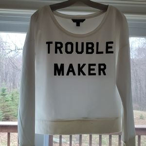 Rock & Republic Trouble Maker Top